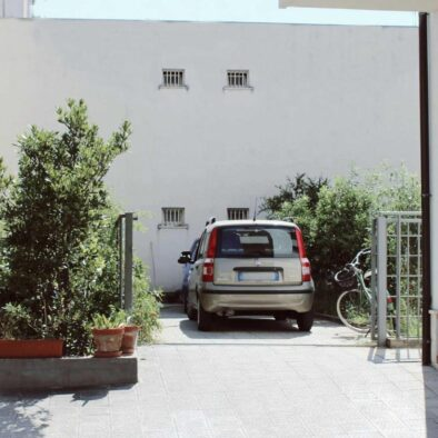 Parcheggio Interno B&B Sirio Villa San Giovanni Cannitello